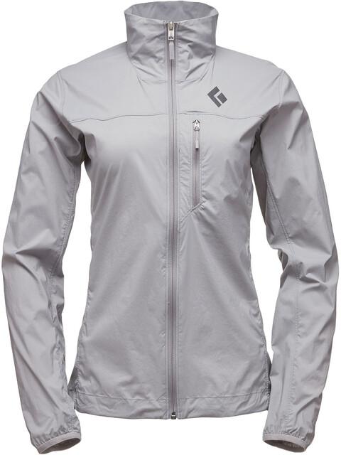 Black Diamond Alpine Start Jacket Women nickel